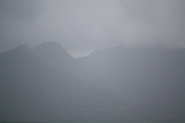 Start of Monsoon in Pune [Photo from the last year. Location near Tung fort]